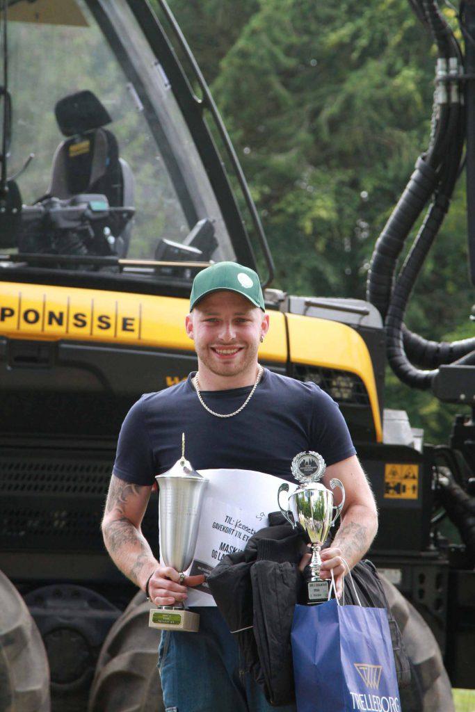 Kenneth Alvagård ny Danmarksmester i udkørsel 2016